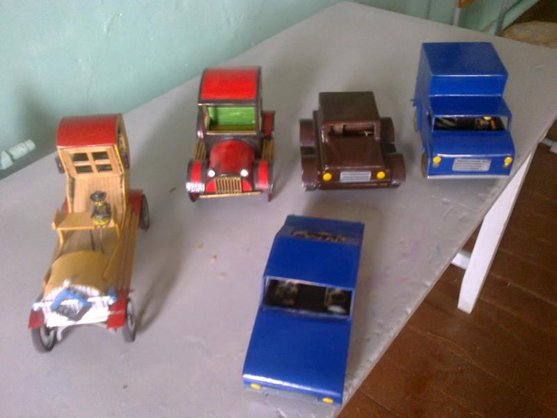 Ретроавтомобілі