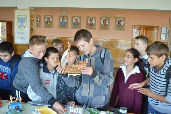 Презентація гуртків у школах 2013.Сокаль
