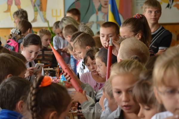 Презентація гуртків у школах 2013.Гуртки