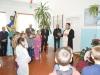Отець Ярослав дав діткам настанови. Сокаль гуртки