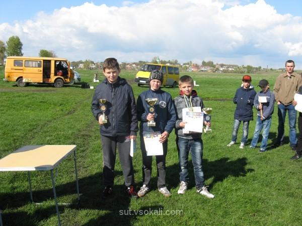 змагання з ракетомодельного спорту