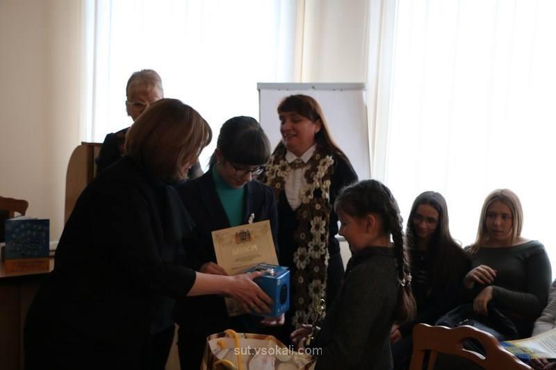 ІІІ місце - Рижок Соломія Юріївна, Рижок Анна Юріївна